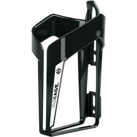 SKS Velocage Flaskeholder, glossy black/white